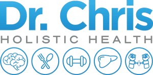 Dr. Chris Logo